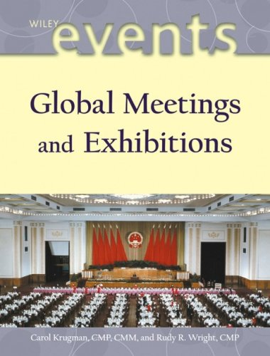 Global Meetings and Exhibitions 9780471699408