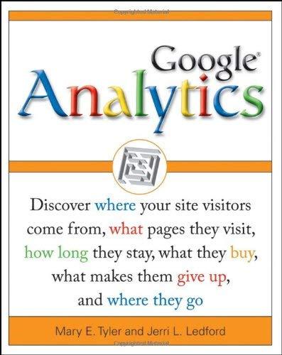 Google Analytics 9780470053850