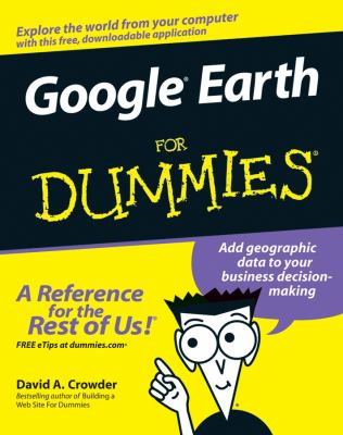 Google Earth for Dummies 9780470095287