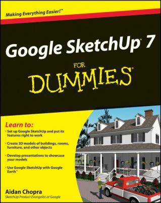 Google SketchUp 7 for Dummies 9780470277393