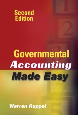 Governmental Accounting Made Easy 9780470411506