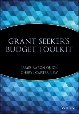 Grant Seeker's Budget Toolkit 9780471391401