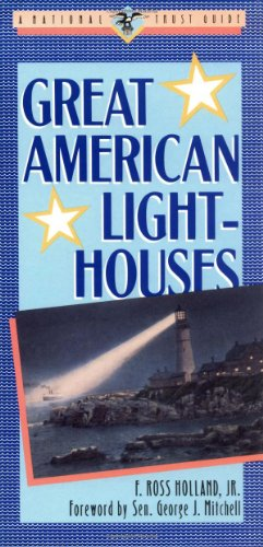 Great American Lighthouses 9780471143871
