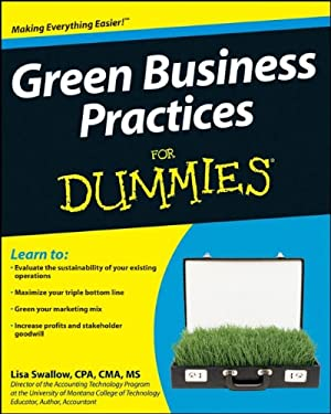 Green Business Practices for Dummies 9780470393390