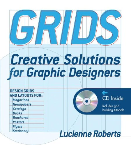 Grids: Creative Solutions for Graphic Design [With CDROM] 9780470195086