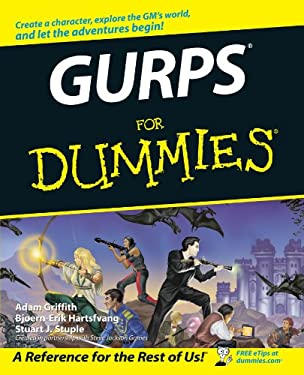 Gurps for Dummies 9780471783299