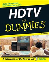 HDTV for Dummies 1506789