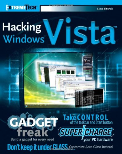 Hacking Windows Vista 9780470046876