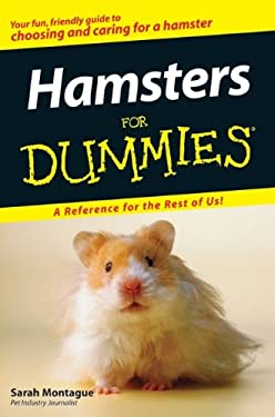 Hamsters for Dummies 9780470121634