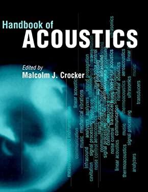 Handbook of Acoustics 9780471252931