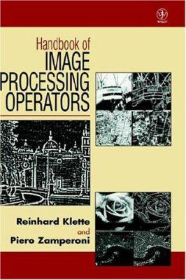 Handbook of Image Processing Operators 9780471956426