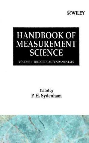 Handbook of Measurement Science, Practical Fundamentals 9780471104933