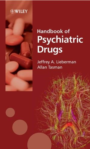Handbook of Psychiatric Drugs 9780470028216