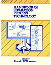 Handbook of Separation Process Technology 1578990