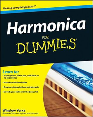 Harmonica for Dummies [With CDROM] 9780470337295