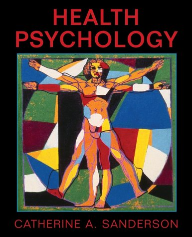 Health Psychology 9780471150749