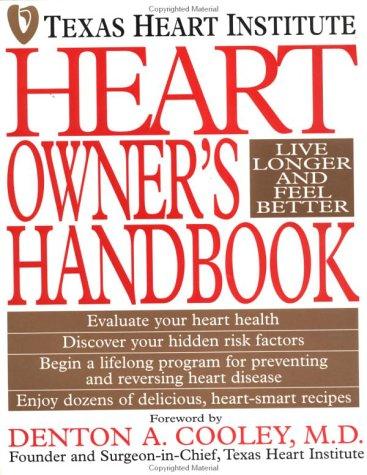 Heart Owner's Handbook 9780471044208