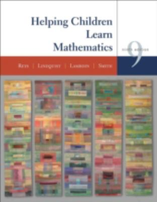 Helping Children Learn Mathematics [With Access Code] 9780470403068