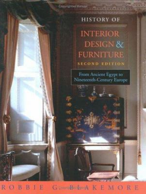 History Of Interior Design Furniture By Robbie G Blakemore Reviews Description More
