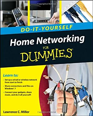 Home Networking Do-It-Yourself for Dummies 9780470561737