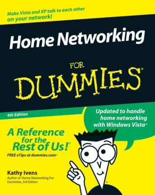 Home Networking for Dummies 9780470118061