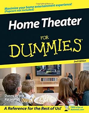 Home Theater for Dummies 9780471783251