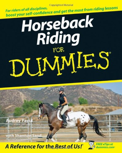 Horseback Riding for Dummies 9780470097199