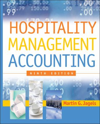 Hospitality Management Accounting 9780471687894