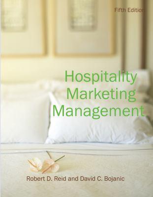 Hospitality Marketing Management 9780470088586