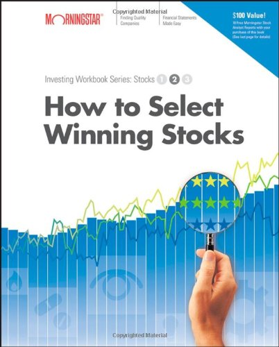 How to Select Winning Stocks 9780471719588