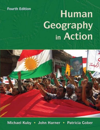 Human Geography in Action 9780471701217