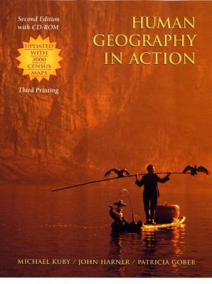 Human Geography in Action [With CD-ROM] 9780471400936