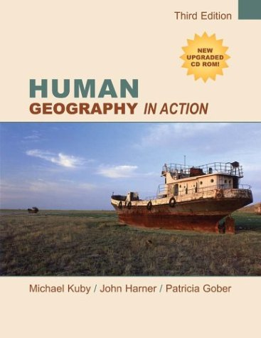 Human Geography in Action [With CDROM] 9780471430551