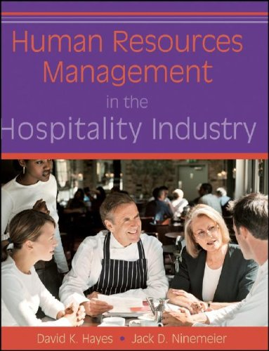 Human Resources Management in the Hospitality Industry 9780470084809