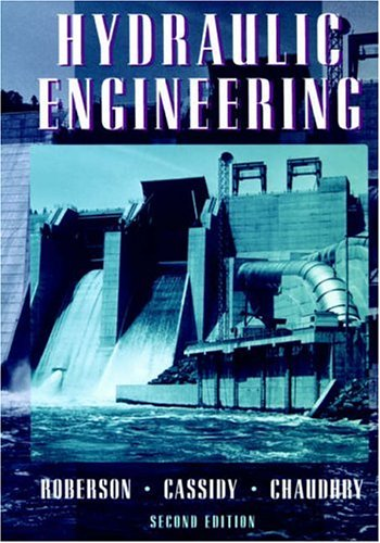 Hydraulic Engineering 9780471124665