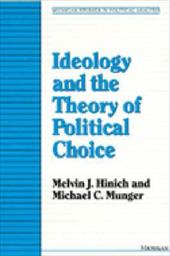 Ideology and the Theory of Political Choice