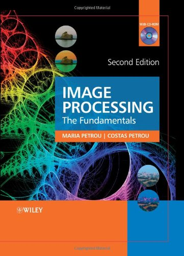Image Processing: The Fundamentals 9780470745861