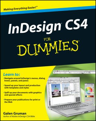 InDesign CS4 for Dummies 9780470388488