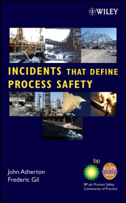 Incidents That Define Process Safety 9780470122044