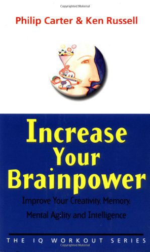 Increase Your Brainpower 9780471531234