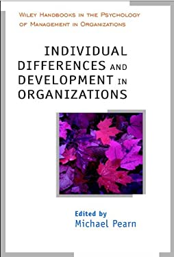 Individual Differences and Development in Organisations 9780471485407
