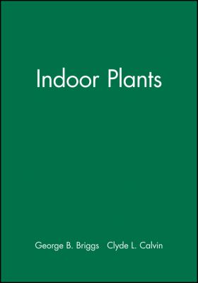 Indoor Plants 9780471032984