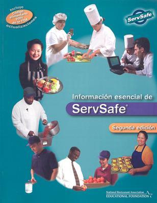 Informacion Esencial de Servsafe 9780471433828