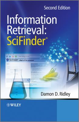 Information Retrieval: SciFinder 9780470712450