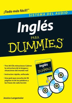 Ingles Para Dummies Audio Set 9780470389775