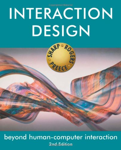 Interaction Design: Beyond Human-Computer Interaction 9780470018668