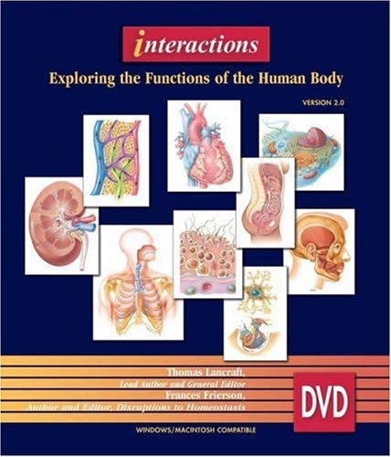 Interactions: Exploring the Functions of the Human Body, Version 2.0 DVD 9780471715658