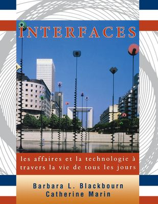 Interfaces: Les Affaires Et La Technologie 9780471138938