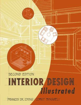 Interior Design Illustrated 9780471473763