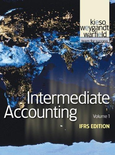Intermediate Accounting, Volume 1 9780470616307